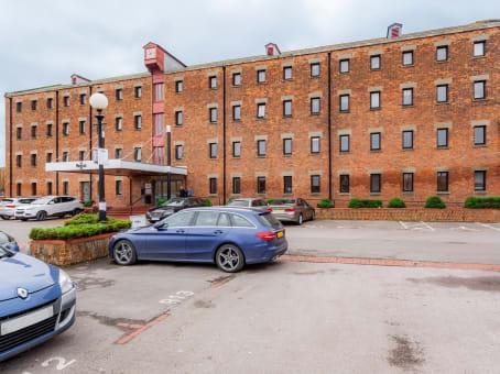 Établissement situé à Gloucester Docks, North Warehouse à Gloucester 1