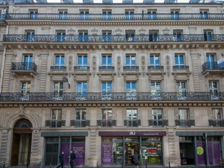 建筑位于Paris9 Rue du 4 Septembre 1