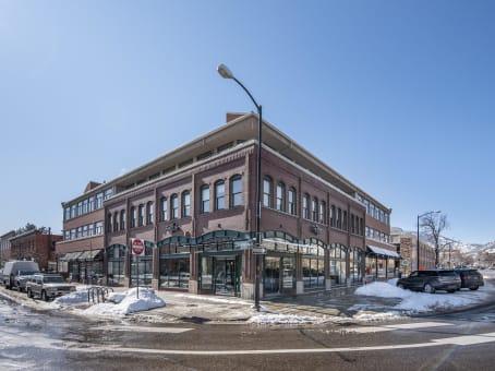 建筑位于Boulder1434 Spruce Street, Suite 100 1