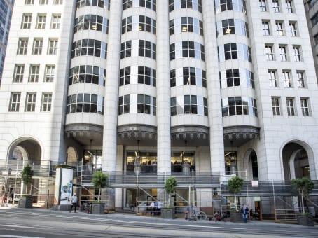 建筑位于San Francisco580 California Street, 12th & 16th Floors 1