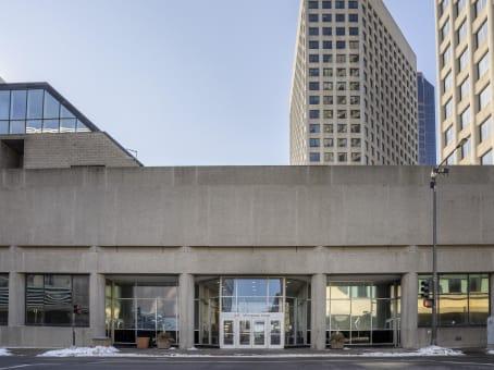 建筑位于St. Paul445 Minnesota Street, Downtown, Suite 1500 1