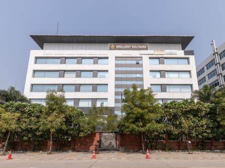 建筑位于IndoreBrilliant Solitaire, 6th Floor, Scheme 78, Part II, Vijay Nagar 1