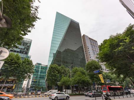 建筑位于Seoul16&17/F., Posco P&S Tower, 134, Teheran-ro 1