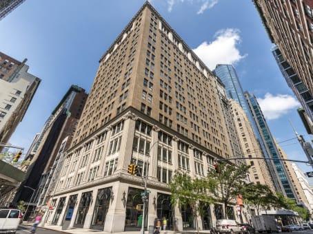 建筑位于Manhattan136 Madison Avenue, Midtown Manhattan, 6th Floor 1