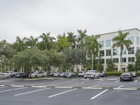 Building at 2200 N. Commerce Parkway, Suite 200 in Weston 1
