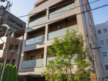 建筑位于Tokyo4-7-6 Akasaka, 2F, 3F and 4F, Akasaka Buisiness Court, Minato-ku 1