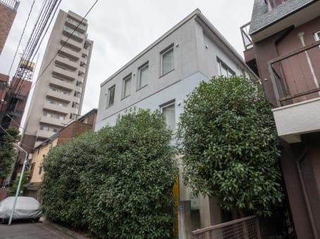 建筑位于Tokyo1-20-2 Minami Aoyama, 1F, 2F and 3F, Nogizaka Business Court, Minato-ku 1