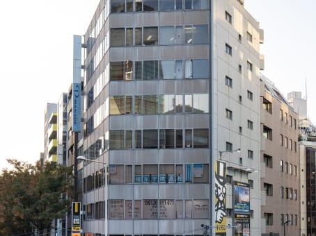 建筑位于Tokyo1-8-3 Shibuya, 6F/7F TOC Daiichi Bldg, Shibuya-ku 1