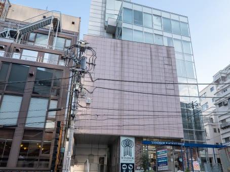建筑位于Tokyo15-14 Sakuragaokacho, 7F Fuji Bldg 40, Shibuya-ku 1