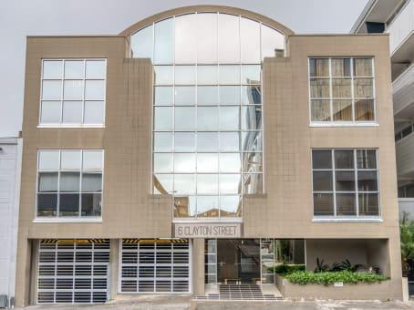 建筑位于Auckland6 Clayton Street, Newmarket 1