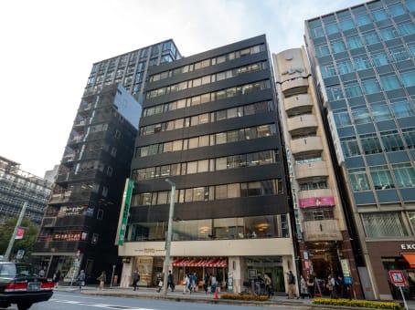 建筑位于Tokyo1-2-10 Nihonbashi, 3F, 5F & 6F Toyo Building, Chuo-ku 1