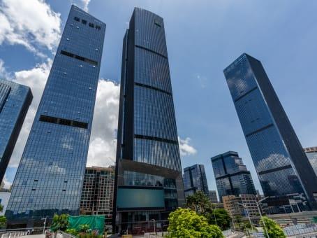 建筑位于深圳市深南大道6011号, NEO大厦A座44楼, 福田区 1