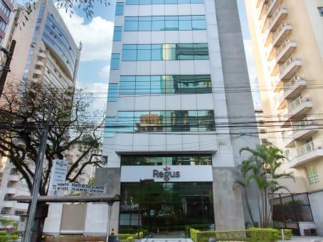 建筑位于Sao PauloAlameda Santos, 200, Edifício Victoria Plaza, Paraíso 1