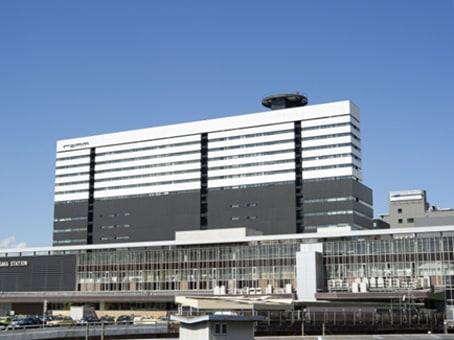 建筑位于Osaka3F Shin Osaka Hankyu Building, 1-1-1 Miyahara Yodogawa-ku Osaka-shi 1