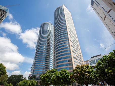 建筑位于ColomboLevel 26 & 34, East Tower, World Trade Centre, Echelon Square 1