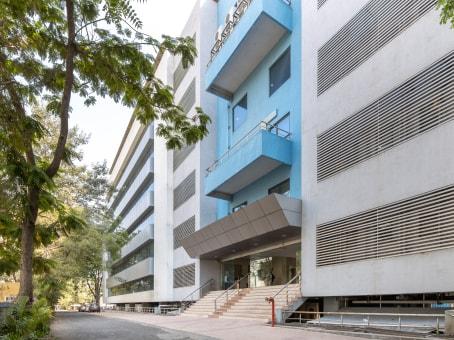 建筑位于PuneBaner Road, 4th Floor, Prabhavee Tech Park 1