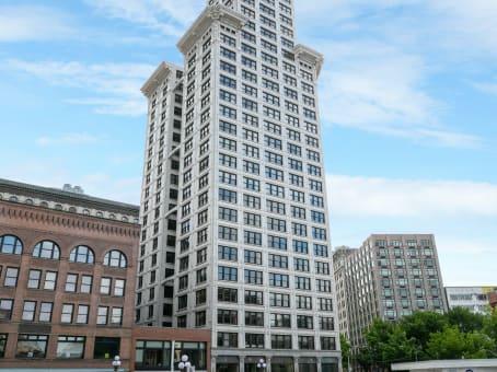 建筑位于Seattle506 Second Avenue, Downtown Seattle, Suite 1400 1