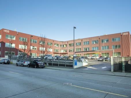 建筑位于Seattle1455 Northwest Leary Way, West Woodland, Suite 400 1