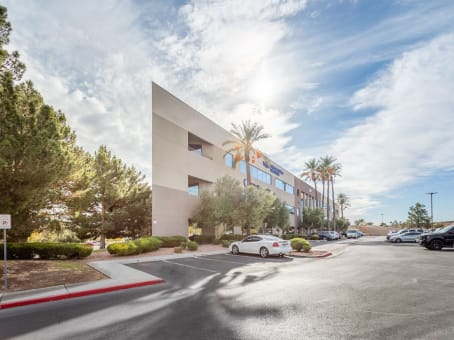 建筑位于Las Vegas500 North Rainbow Blvd, Suite 300 1