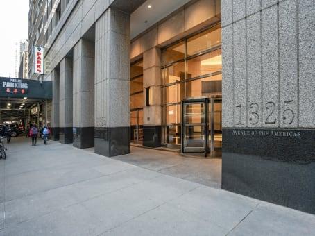 建筑位于New York City1325 Avenue of the Americas, 28th Floor 1