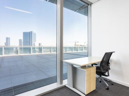 建筑位于Abu DhabiRegus ADGM Square, Maryah Island, Al Maqam Tower, 34th & 35th Floor 1