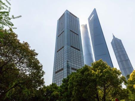 建筑位于上海市世纪大道210号, 21世纪大厦6层, 浦东新区 1