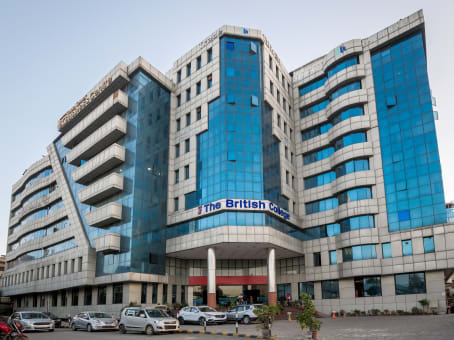 建筑位于KathmanduTrade Tower Building, Ground Floor, Thapathali 1