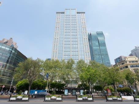 建筑位于上海市西藏中路168号, 都市总部大楼25楼, 黄浦区 1