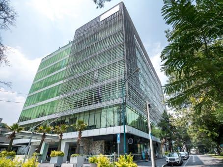 建筑位于Mexico CityLeibnistz 112, Piso 3, Col. Anzures 1