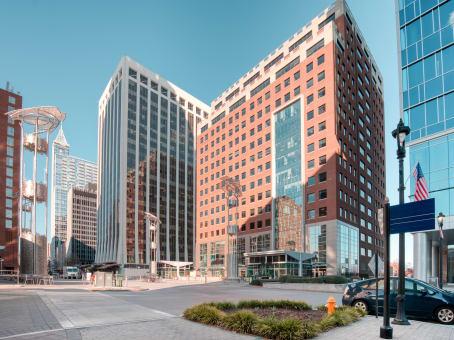 建筑位于Raleigh421 Fayetteville Street, Suite 1100 1