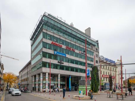 建筑位于ViennaMariahilfer Straße 123/3, 3. Etage 1