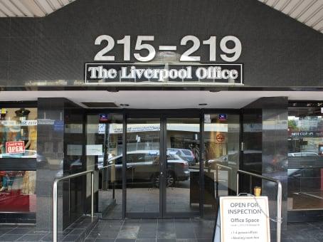 建筑位于LiverpoolLevel 2, 215-219, George Street, Liverpool 1