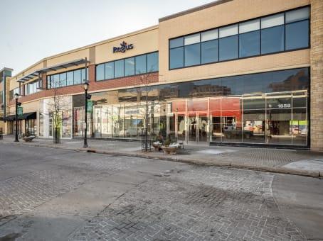 建筑位于St. Louis Park1650 West End Boulevard, Suite 100 1