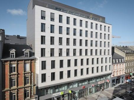 建筑位于Luxembourg42-44 avenue de la Gare 1