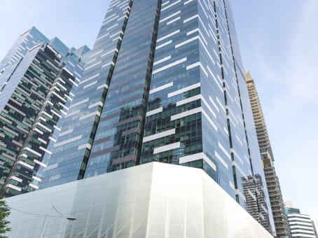 建筑位于宁波市灵桥路777号, 中国人寿大厦18楼, 海曙区 1