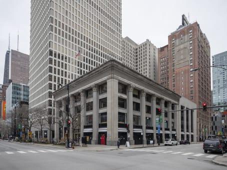建筑位于Chicago605 N. Michigan Avenue, 4th Floor 1