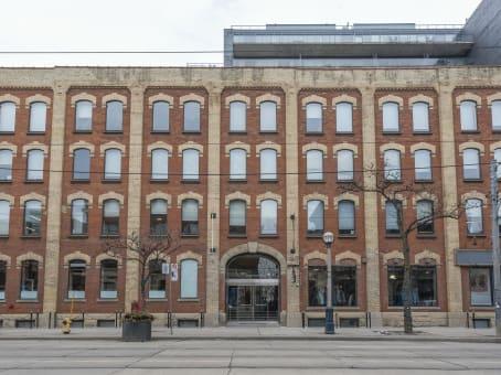Gebäude in 500 King Street West, 3rd Floor in Toronto 1