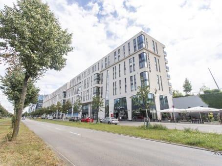 建筑位于KarlsruheLudwig-Erhard-Allee 10, 1st Floor 1