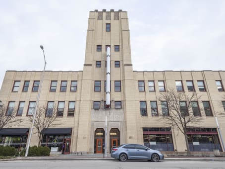 Gebäude in 333 North Alabama Street, Mile Square, Suite 350 in Indianapolis 1