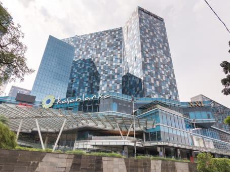Building at Prudential Center 22nd floor, Mall Kota Kasablanka, Jl. Casablanca Raya Kav. 88 in Jakarta 1