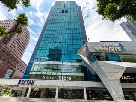 建筑位于Singapore435 Orchard Road, #11 Wisma Atria 1