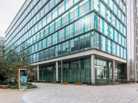 建筑位于London1 Kingdom Street, Paddington Central 1