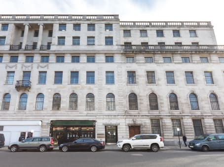 Établissement situé à Golden Cross House, 8 Duncannon Street à London 1