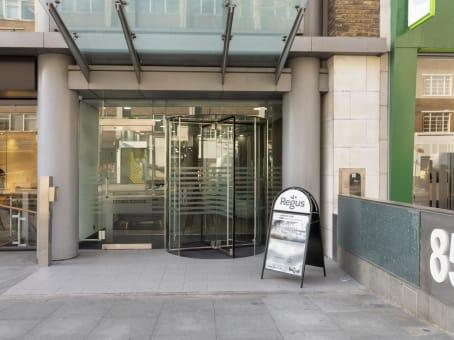 建筑位于London85 Tottenham Court Road 1