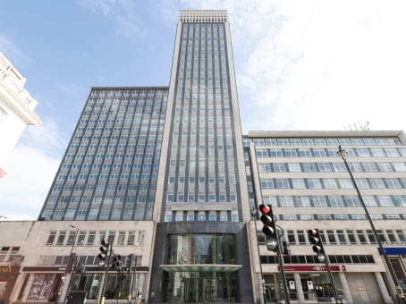Building at 33 Cavendish Square in London 1