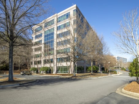 Building at 555 Northpoint Center East, 4th Floor in Alpharetta 1