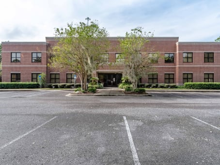 建筑位于Jacksonville4720 Salisbury Road 1