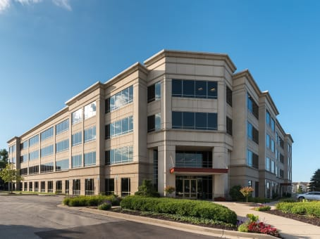 建筑位于Indianapolis3815 River Crossing Parkway, Suite 100 1