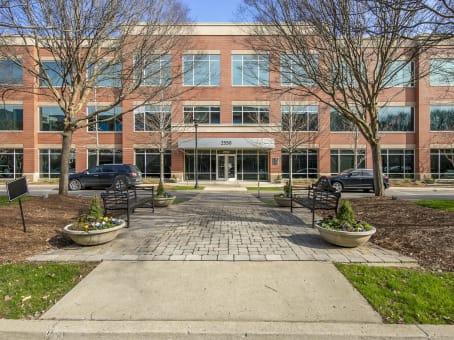建筑位于Franklin2550 Meridian Blvd, Suite 200 1