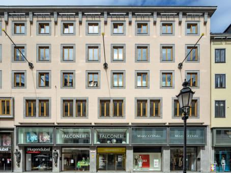 建筑位于MunichTheatinerstraße 11, 8th Floor 1